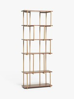 Terence Conran Content By Content by Ultra Alcove Shelving Unit, Brown