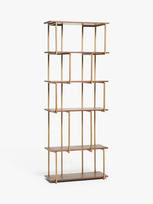 Content by Terence Conran Ultra Alcove Shelving Unit, Brown