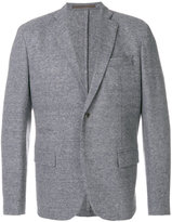 Eleventy two button blazer - men - Polyamide/Acetate/Wool/Polybutylene Terephthalate (PBT) - 44