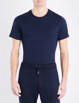 Ralph Lauren Purple Label Crewneck cotton-jersey t-shirt