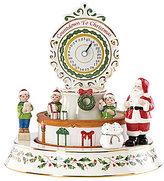 Lenox 2016 Countdown 'Til Christmas Musical Centerpiece Figurine