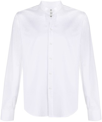 Wooyoungmi Mandarin Collar Shirt