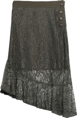 Angela Mele Milano 3/4 length skirts