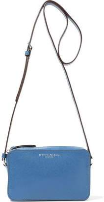 Donna Karan Rina Mini Textured-leather Shoulder Bag