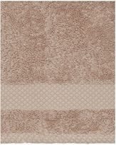 Linea Egyptian Cotton Face Cloth in Mocha