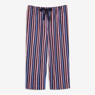 Joe Fresh Women's Crop Jersey Sleep Pants, Pale Blue (Size XS)