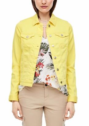 S'Oliver Women's 120.10.003.26.150.2030168 Denim Jacket