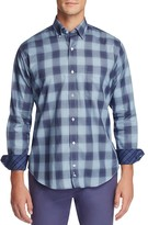 Tailorbyrd Agera Plaid Classic Fit Button-Down Shirt