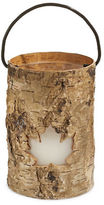 The Canada Collection Maple Leaf Birch Candle with Handle