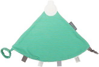 Kalencom Cheeky Chompers Unistripe 2-in-1 Teether and Sensory Blanket