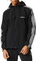 adidas Hooded Windbreaker