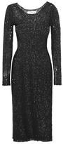 Maison Margiela Knitted Silk Dress