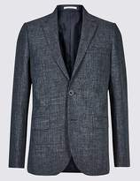 Marks and Spencer Linen Miracle Regular Fit Jacket