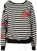 Speechless LS Stripe Tunic Top - Girls' 7-16