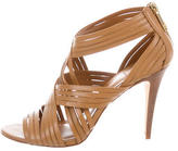 Tory Burch Caged Crossover Sandals
