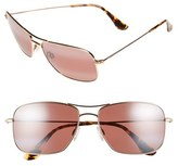 Maui Jim Women's Wiki Wiki 59Mm Polarizedplus2 Sunglasses - Gold/ Maui Rose
