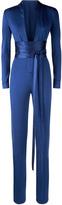 Essentials Bi-Stretch Silk Jersey Jumpsuit