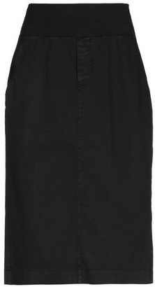 European Culture Knee length skirt