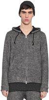 08sircus Cotton & Mohair Fleece Sweatshirt
