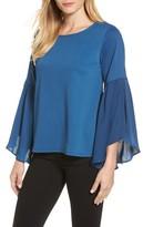Halogen Women's Bell Sleeve Top