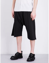 Damir Doma Raw-hem Cotton-jersey Shorts