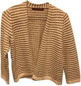 Comptoir des Cotonniers Grey Cotton Knitwear for Women