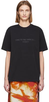 Vetements Black STAR WARS Edition Dark Side T-Shirt