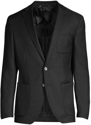 HUGO BOSS Raye Extra Slim-Fit Patch Pocket Suit Jacket