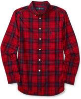 Ralph Lauren Poplin Shirt, Big Boys (8-20)