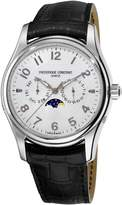 Frederique Constant Men's FC-360RM6B6 Runabout Automatic Open Dial Watch