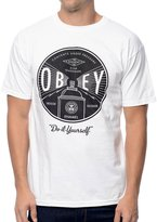 Obey Under Pressure Men's T-Shirt 164021197