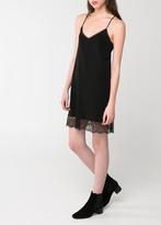 MANGO Outlet Lace Dress
