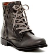 Mia Fatina Zip Combat Boot