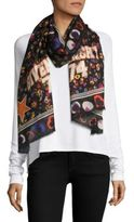 Givenchy Graphic Printed Stole