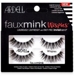 Ardell Faux Mink Lashes - Wispies 2-Pack
