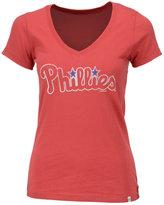 '47 Women's Philadelphia Phillies Flanker T-Shirt