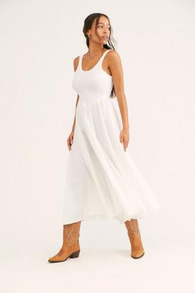 Free People Emily's Midi Dress