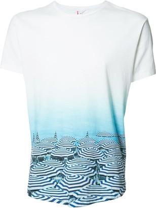 Orlebar Brown graphic print T-shirt