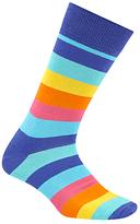 Happy Socks Stripe Socks, One Size, Multi