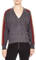 Sandro Women's Artic Wool Blend Sweater