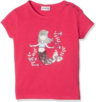 Salt&Pepper Salt and Pepper Baby Girls' B T-Shirt Meer uni Print