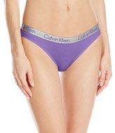 Calvin Klein Women's Radiant Cotton Bikini Panty