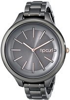 Rip Curl Women's A2775G Analog Display Quartz Grey Watch