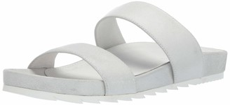 J/Slides Women's Edie Flat Sandal