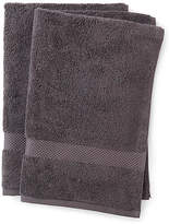 Matouk Guesthouse Hand Towels - Charcoal