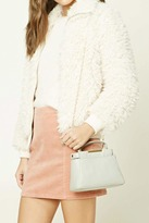 Forever 21 FOREVER 21+ Mini Satchel Crossbody Bag