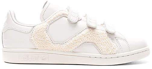 Adidas By Raf Simons Stan Smith Comfort Badge Sneaker
