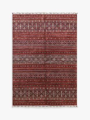 Gooch Oriental Khurjeen Rug, Maroon, L234 x W168 cm