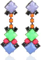 Tom Binns Electro Clash Nova Earrings