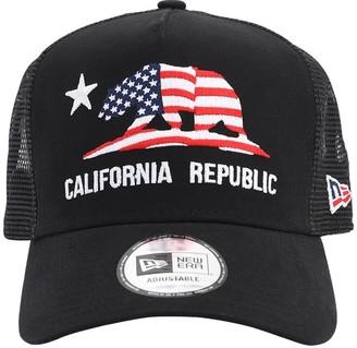 New Era California Trucker Cap